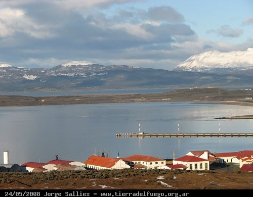Ushuaia Webcam photo 5