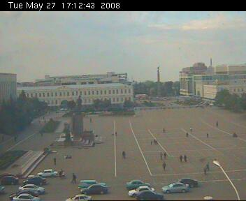Stavropol webcam - Lenin Square photo 3