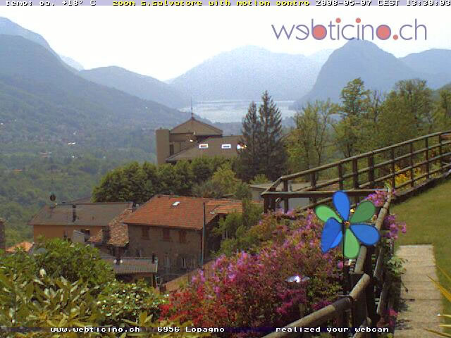 Webcam ticino Lugano photo 3