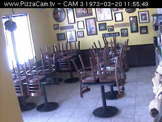 Pizza Roma restaurant - Webcam 2 photo 3