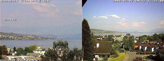 Webcam Lake Zurich photo 4