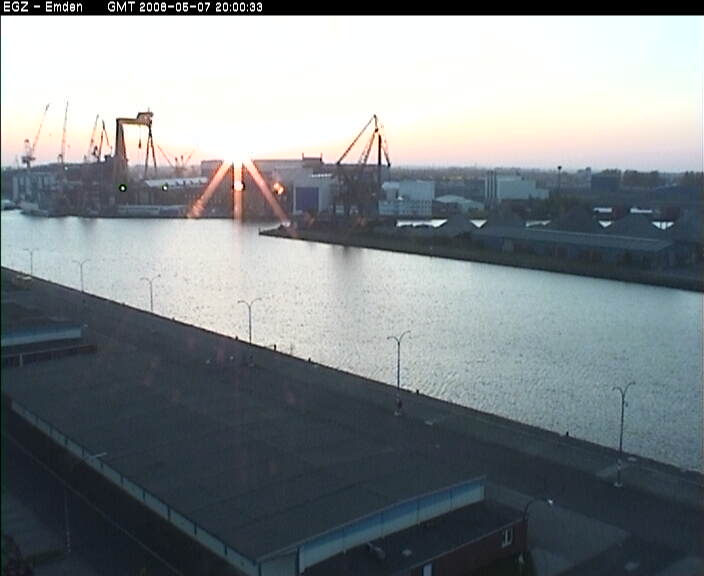 EGZ Emden webcam photo 2