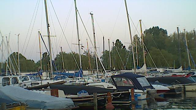 Yacht haven Stenhuis webcam photo 2