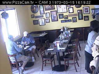Pizza Roma restaurant - Webcam 2 photo 1