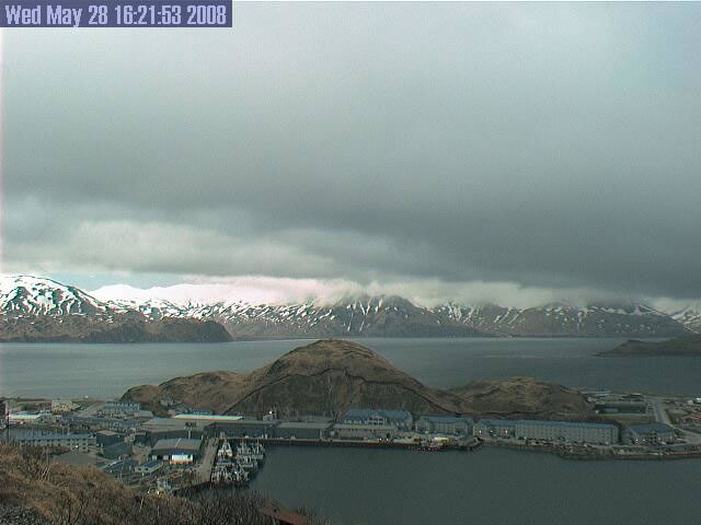 Dutch Harbor Webcam photo 2