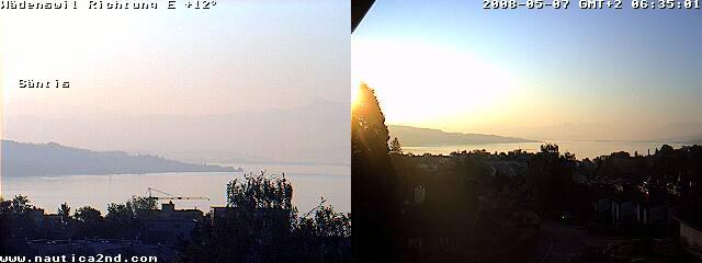 Webcam Lake Zurich photo 6
