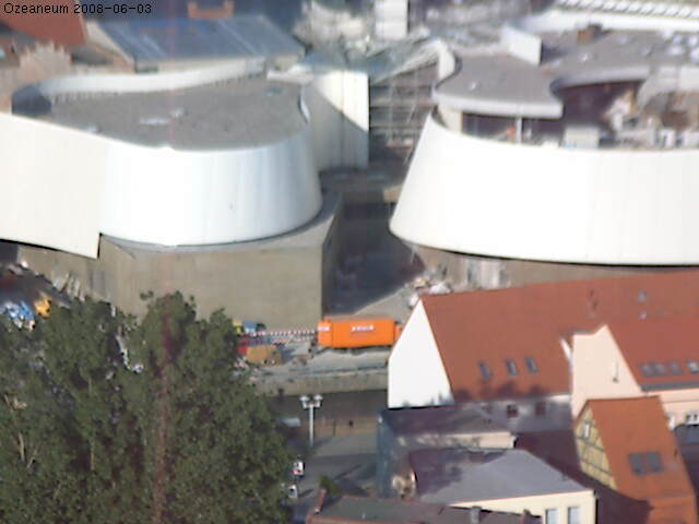 Ozeaneum Webcam photo 5