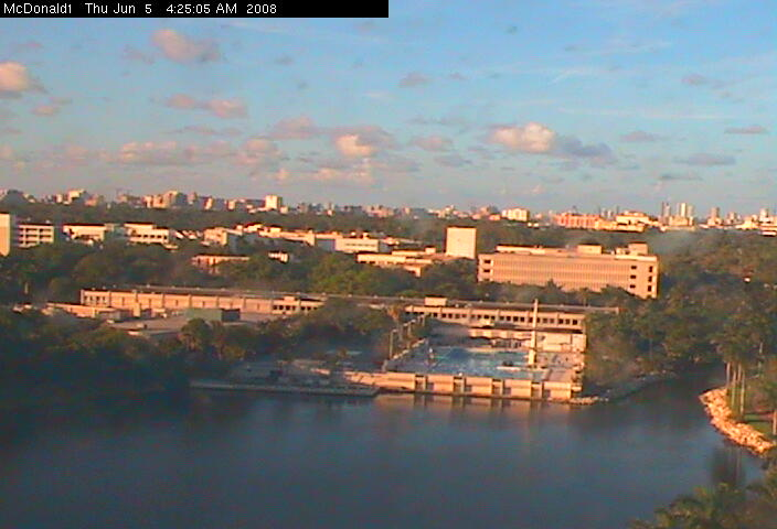 University of Miami - McDonald Tower Camera 1  photo 4