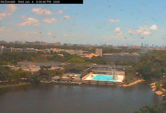 University of Miami - McDonald Tower Camera 1  photo 2