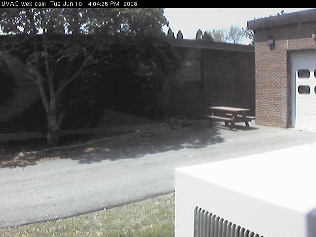 UVAC webcam! photo 1