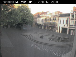 Webcam on the City Hall (Egg Ko) of Enschede photo 2