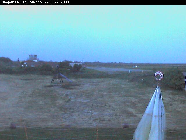 Flying home - Borkum airfield photo 1