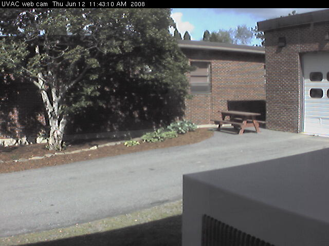 UVAC webcam! photo 4