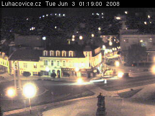 Luhacovice square photo 1