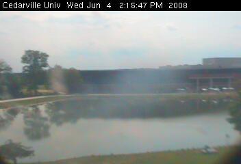 Cedarville University Webcam photo 1