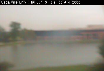 Cedarville University Webcam photo 2