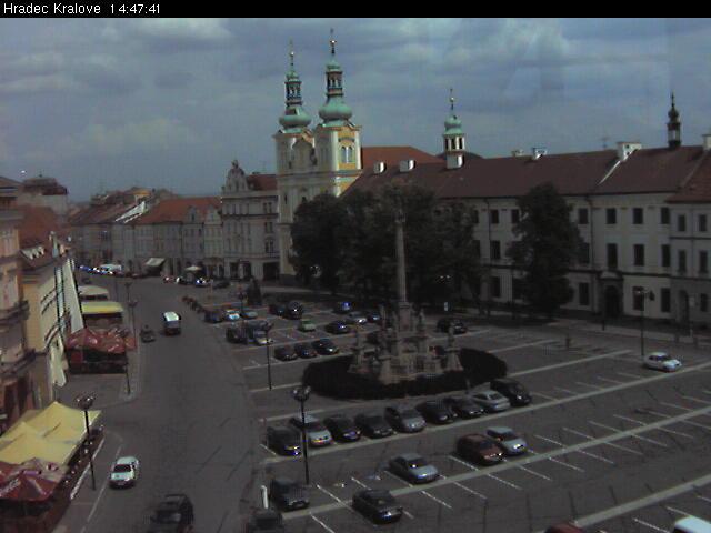 Hradce Kralove - Town hall photo 5