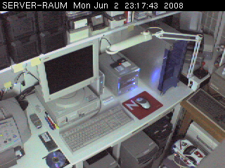 Serverraum Cam 1 photo 3