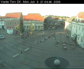 Varde Town Hall Square photo 2