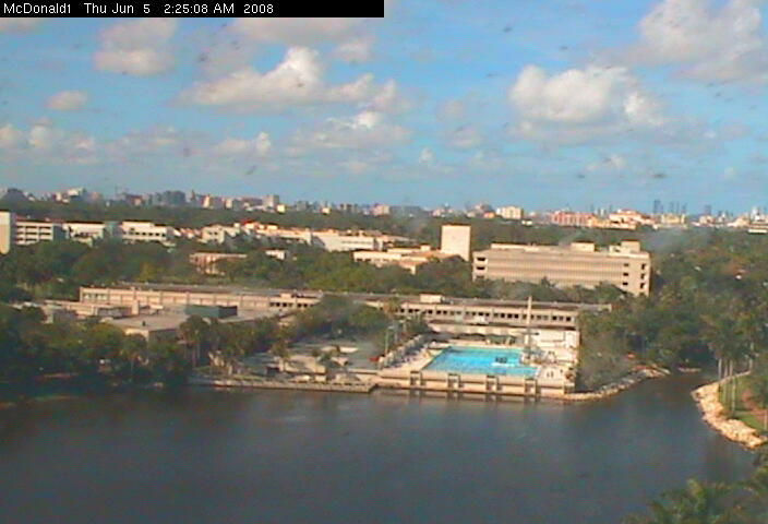 University of Miami - McDonald Tower Camera 1  photo 3