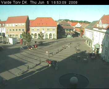 Varde Town Hall Square photo 1