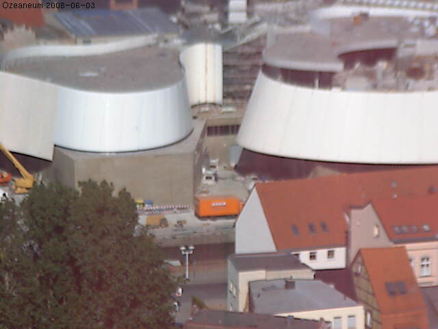 Ozeaneum Webcam photo 3
