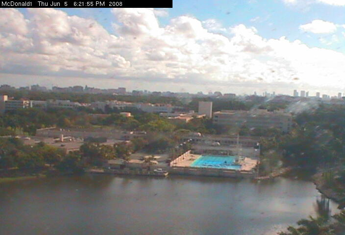 University of Miami - McDonald Tower Camera 1  photo 5