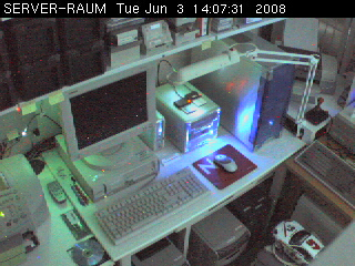 Serverraum Cam 1 photo 6