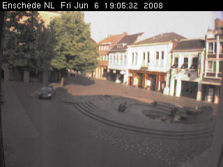 Webcam on the City Hall (Egg Ko) of Enschede photo 4