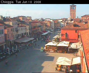Chioggia - Corso del Popolo e Piazza Granaio photo 5
