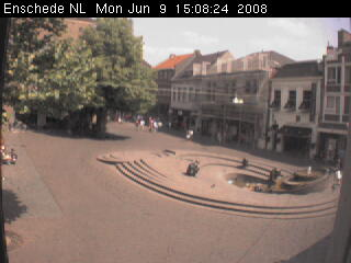 Webcam on the City Hall (Egg Ko) of Enschede photo 5