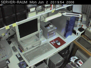 Serverraum Cam 1 photo 2