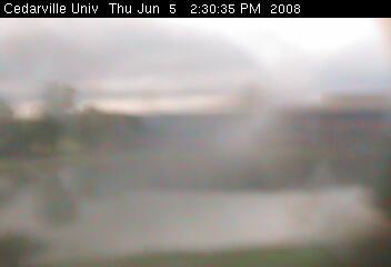 Cedarville University Webcam photo 6