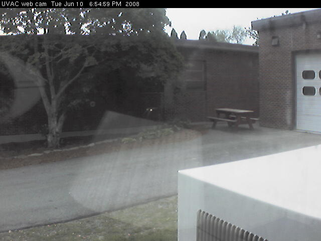 UVAC webcam! photo 2