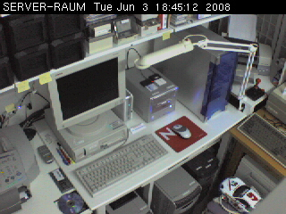 Serverraum Cam 1 photo 4