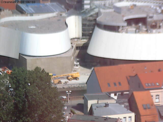Ozeaneum Webcam photo 2