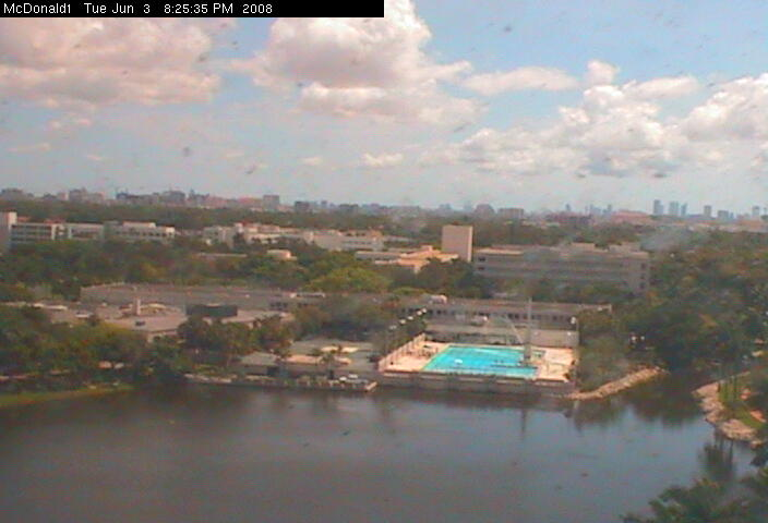 University of Miami - McDonald Tower Camera 1  photo 1