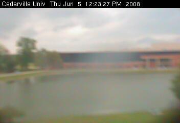 Cedarville University Webcam photo 4