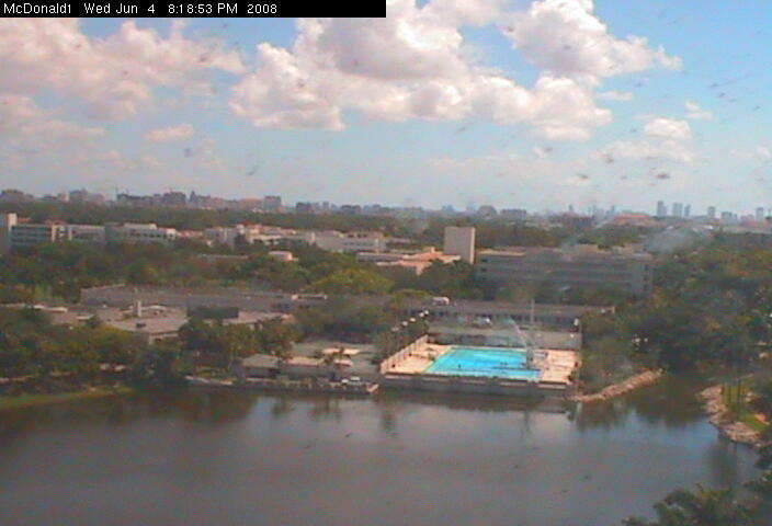 University of Miami - McDonald Tower Camera 1  photo 6