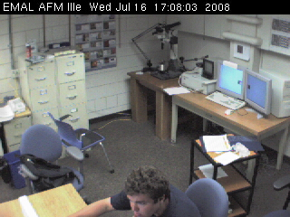 University of Michigan - EMAL AFM IIIe photo 6