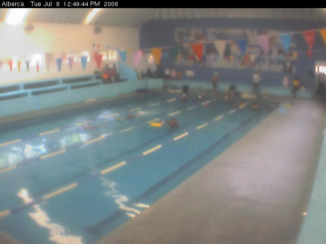 Institute Tepeyac - Swimming pool photo 2