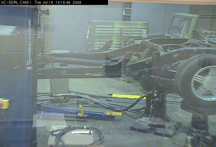University of Cincinnati - Structural Dynamics Research Lab - Cam 1 photo 1