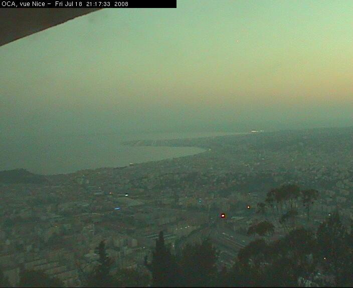 Observatory - OCA, view Nice photo 5