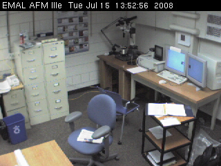 University of Michigan - EMAL AFM IIIe photo 1