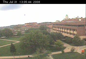 Syracuse University - Right side of Quad photo 5