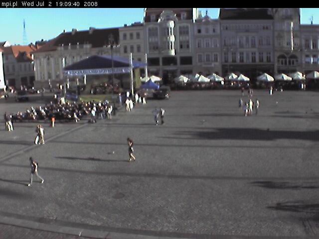 Old Market Square in Bydgoszcz photo 3