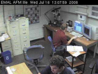 University of Michigan - EMAL AFM IIIe photo 5