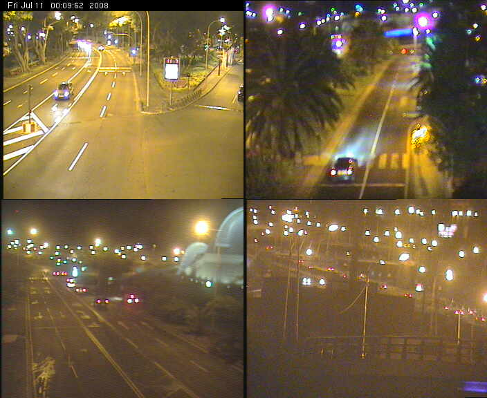 Traffic webcams of Santa Cruz de Tenerife photo 6