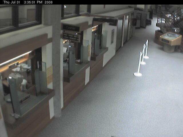 Utah Valley State College - Cashier Line Camera photo 6