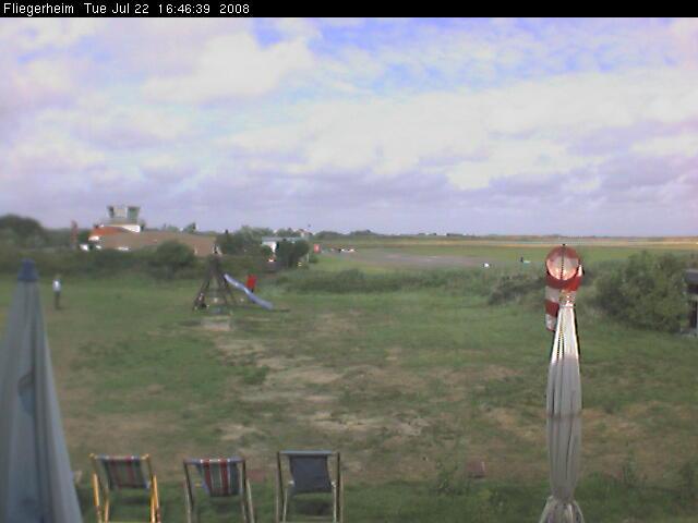 Flying home - Borkum airfield photo 6